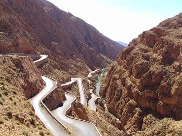 Kasbahs, Gorges, Dunes d'Erg Chebbi Merzouga (4 jours)