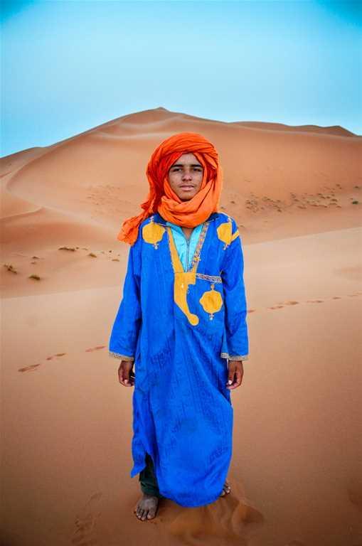 Majestueuses Dunes Erg Chebbi à Merzouga – 2 jours