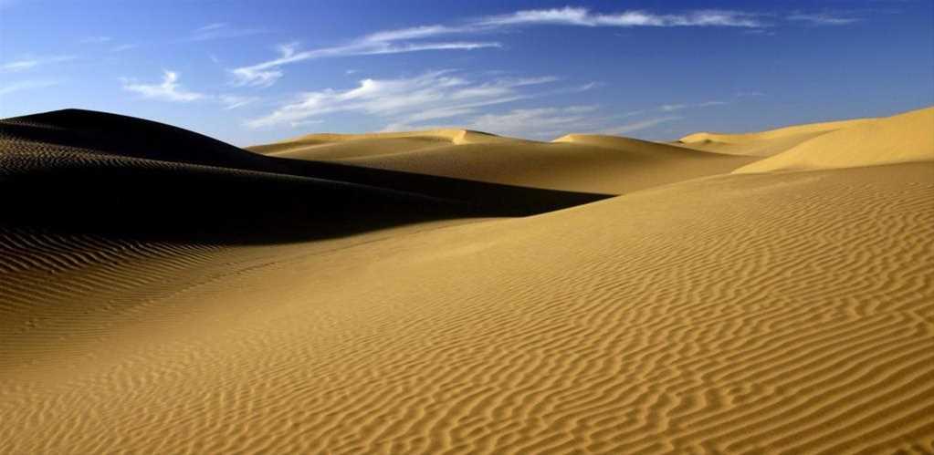 Du désert à la mer  (5 jours)