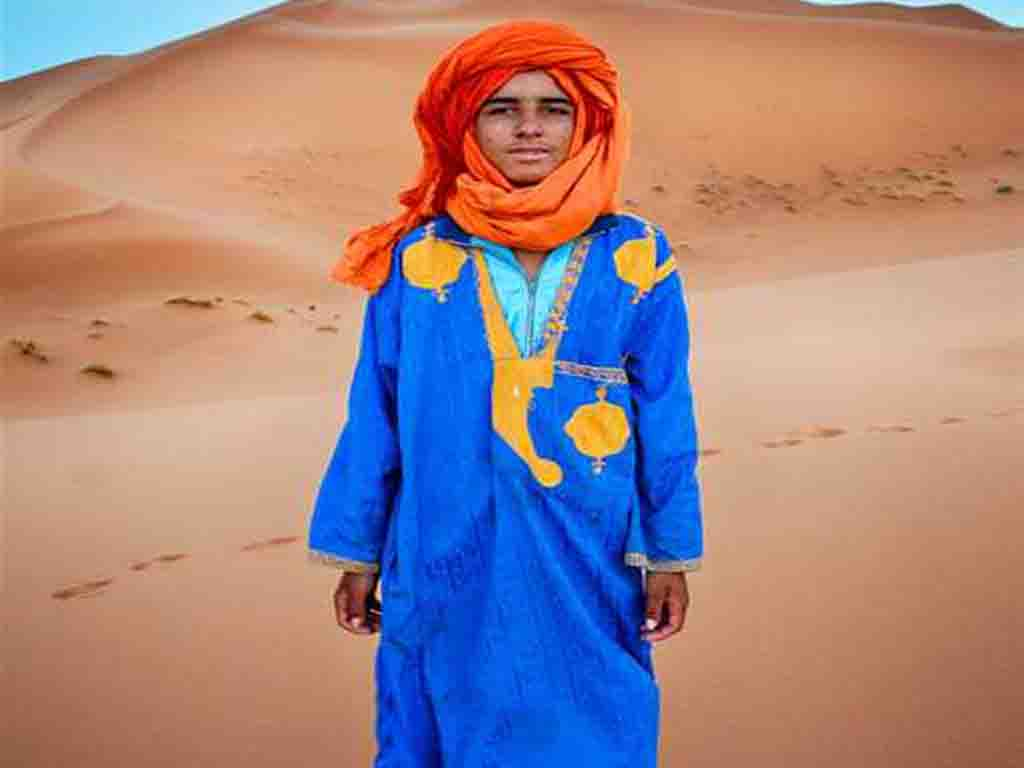 Majestueuses Dunes Erg Chebbi à Merzouga (2 jours)