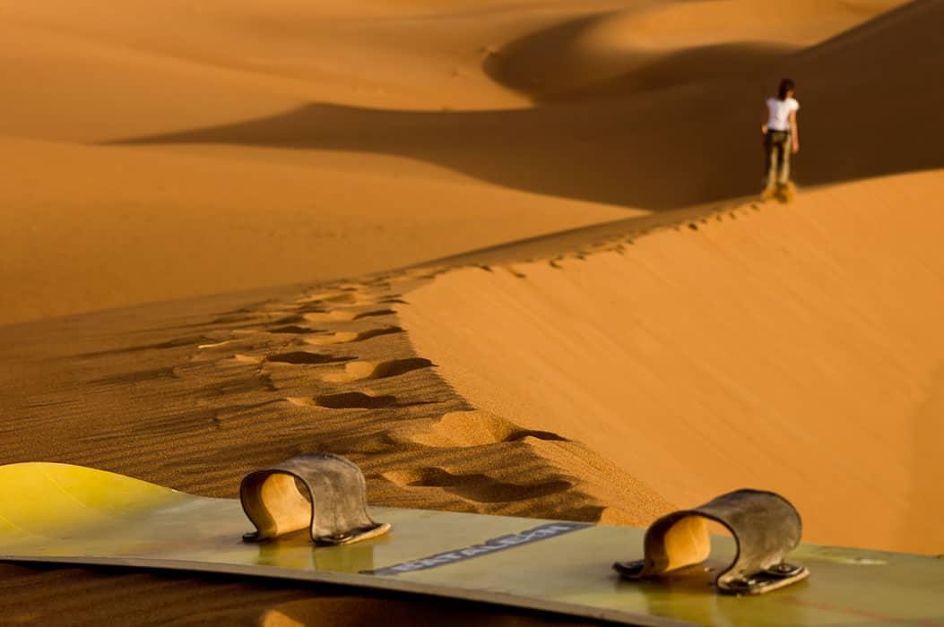 Dunes majestueuses, gorges, kasbahs (7 jours)
