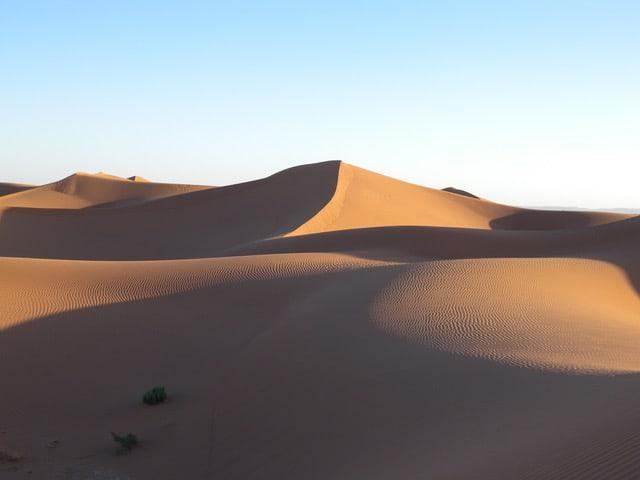 Les vallées et le désert du sud (3 jours)