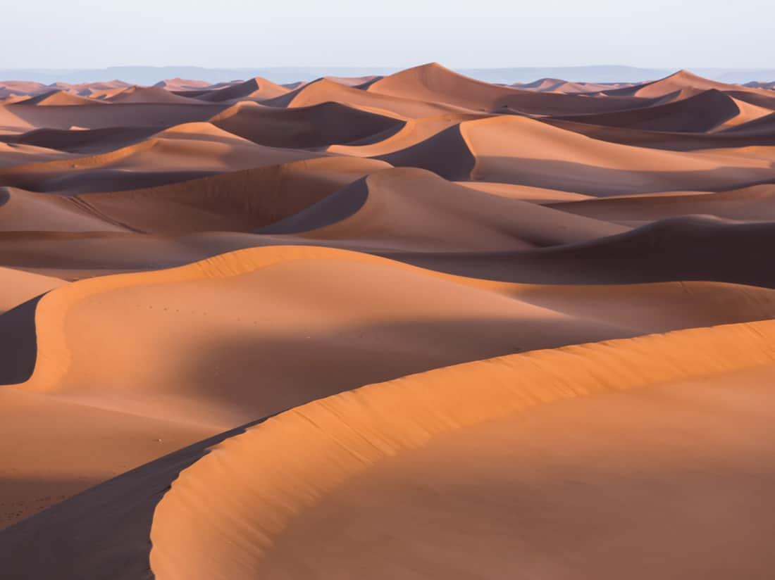 Les dunes majestueuses (5 jours)