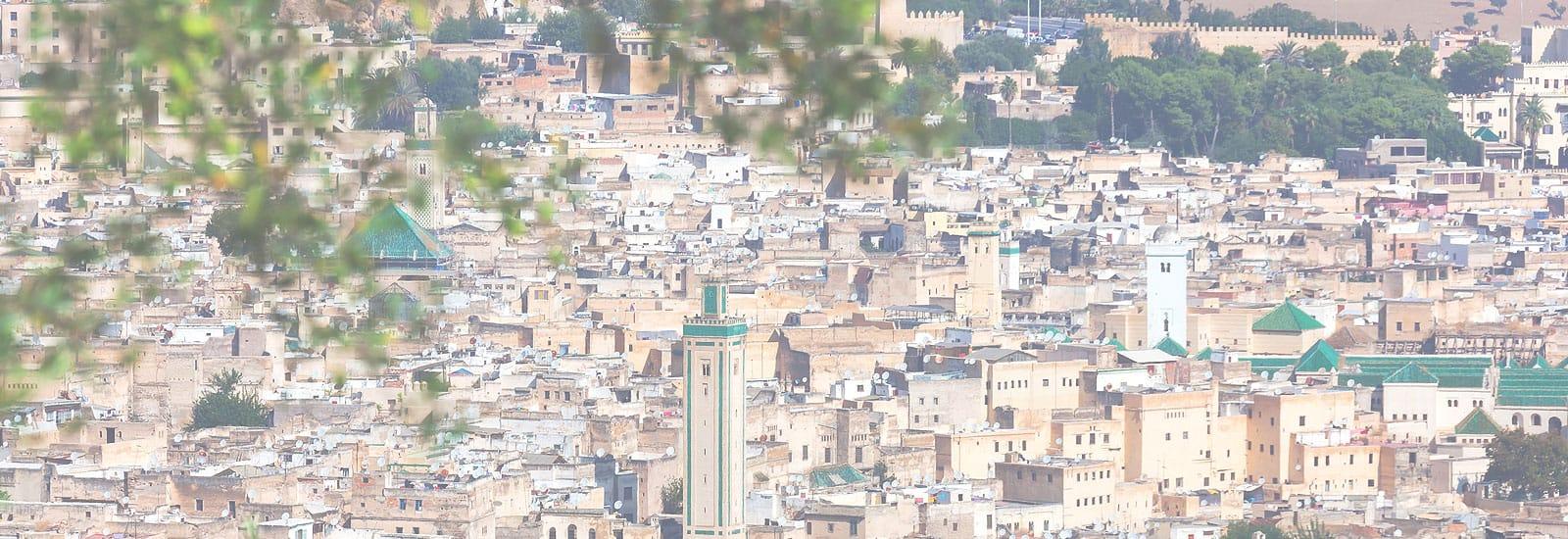 Villes impériales et le Sahara (5 jours)