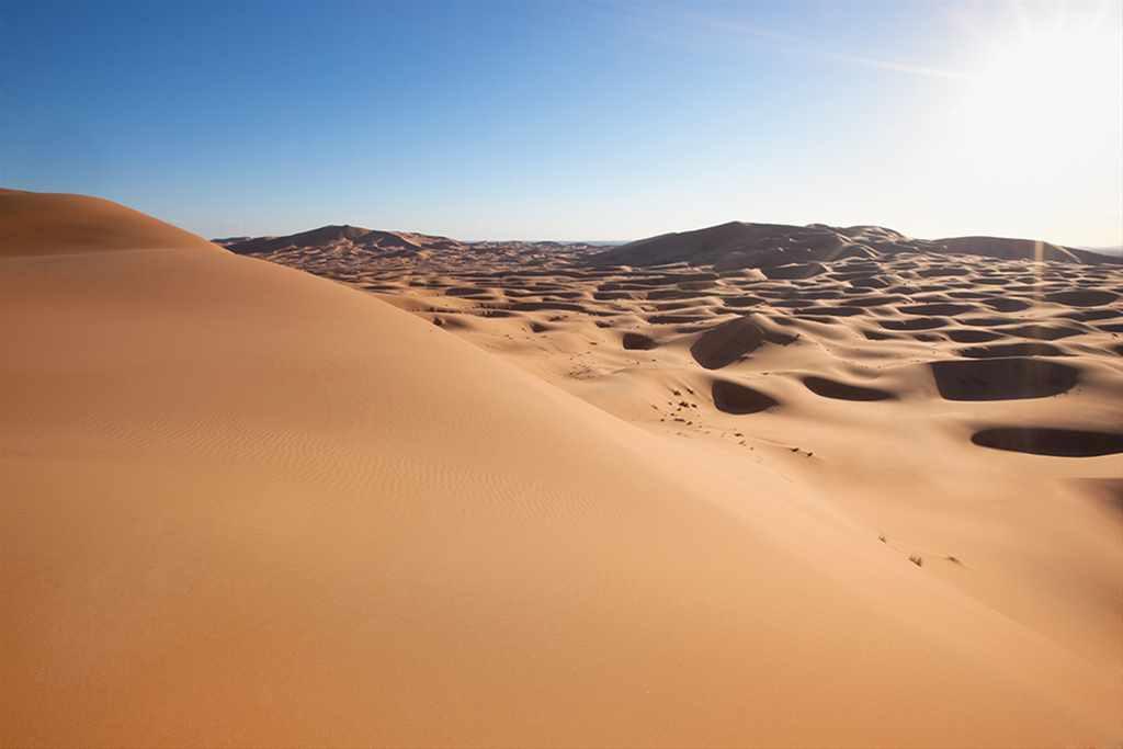 Alle herrlichen Dünen von Chebbi und Chagaga (6 Tage)