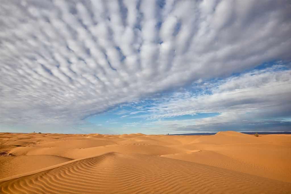 Erg Chagaga Wüstentour und die Anti Atlas (6 Tage)