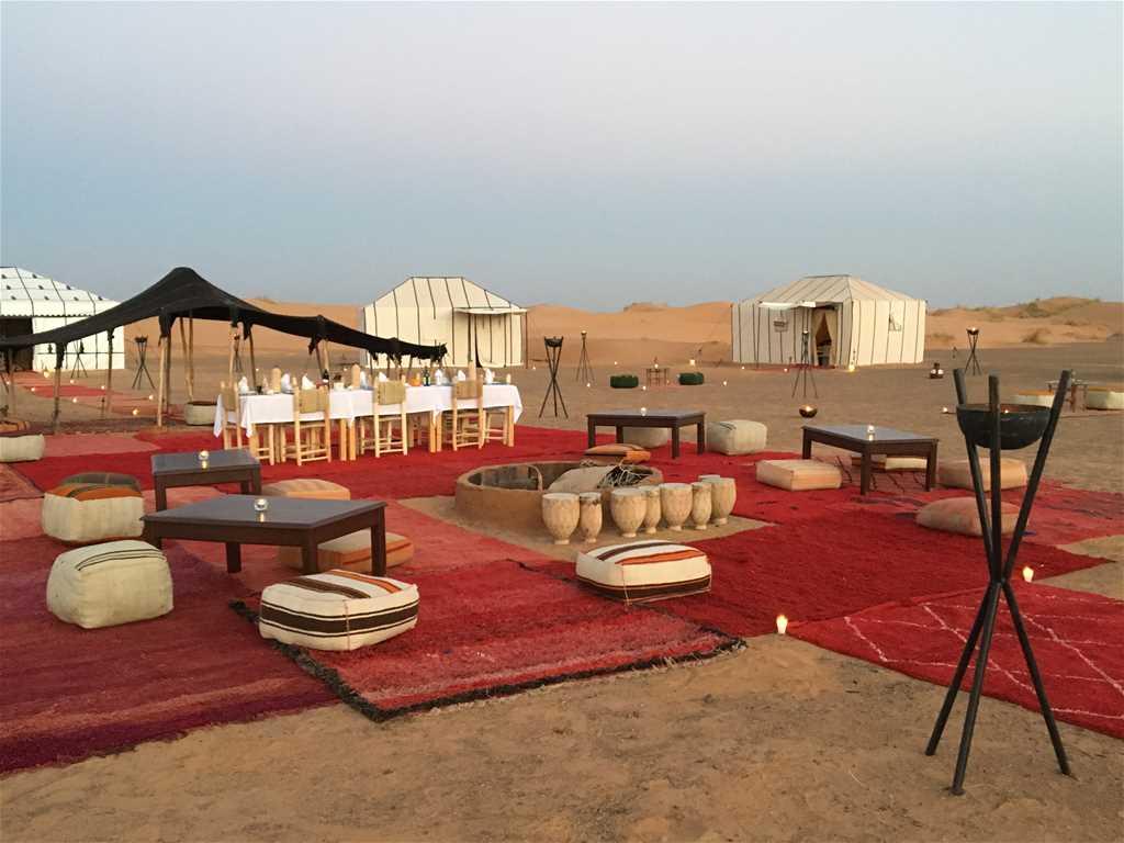 Königsstädte, Berberdörfer und die Sahara  (10 Tage)