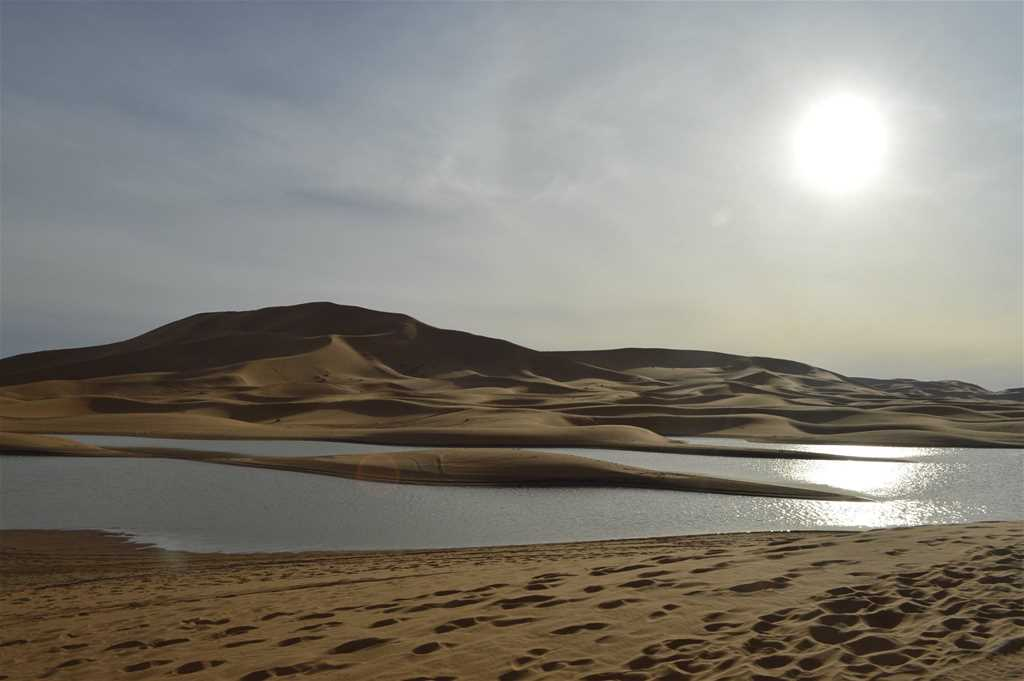 Marrakesh, Dadesschlucht, herrliche Erg Chebbi, Fes (4 Tage)