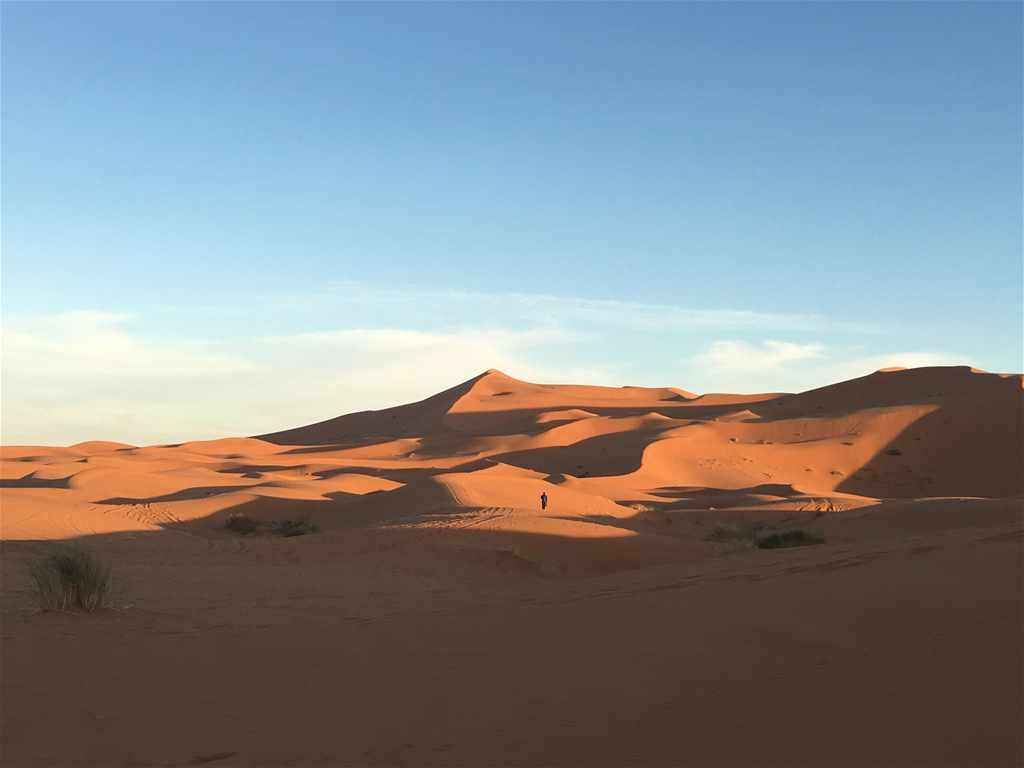 Die herrlichen Dünen von Mhamid und Erg Chagaga (5 Tage)