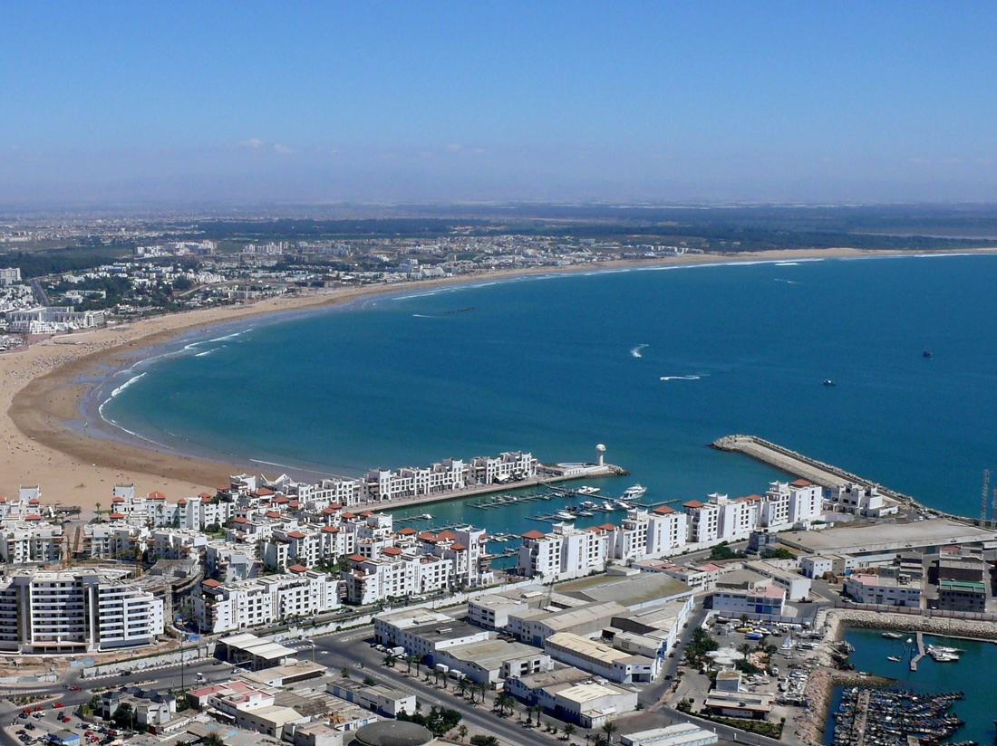 Essaouira, Chagagadünen, Hohe Atlas Berge (7 Tage)