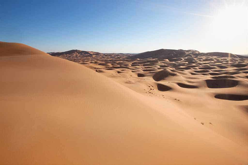 All the Majestic Dunes at Erg Chebbi and Erg Chagaga – 6 days