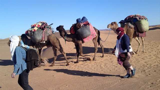 Saharan Adventure – 7 days