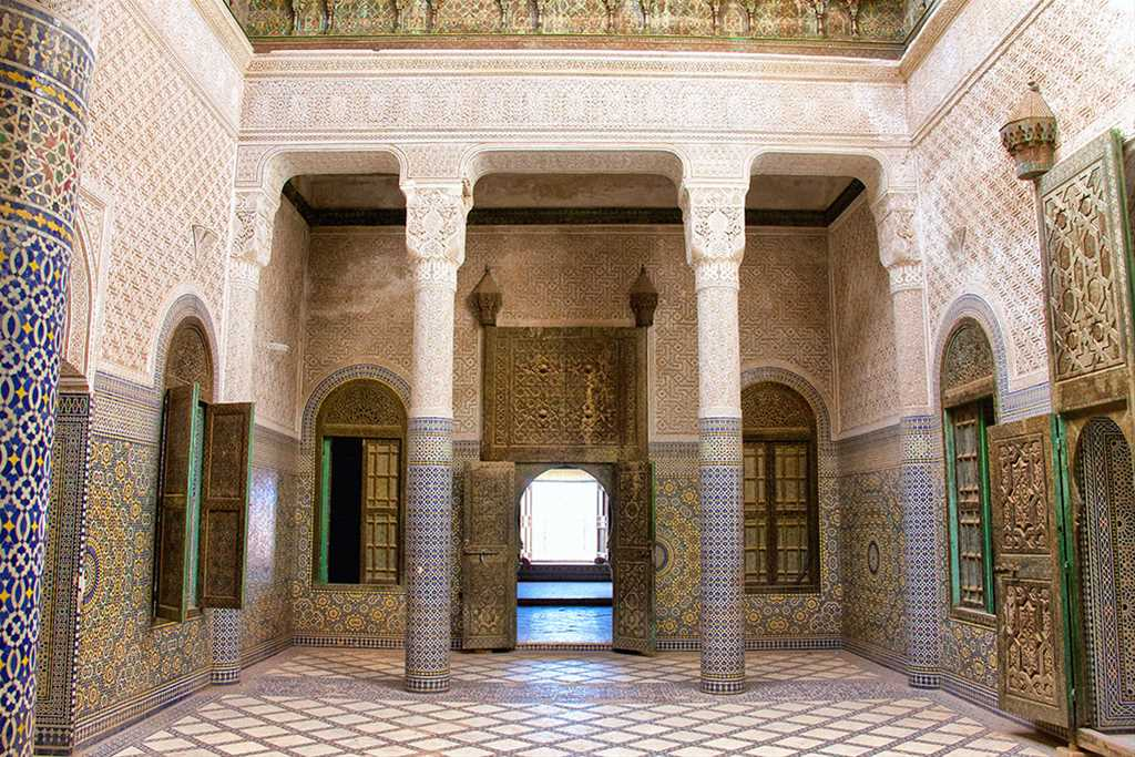 Four majestic kasbahs and two oases – 2 days