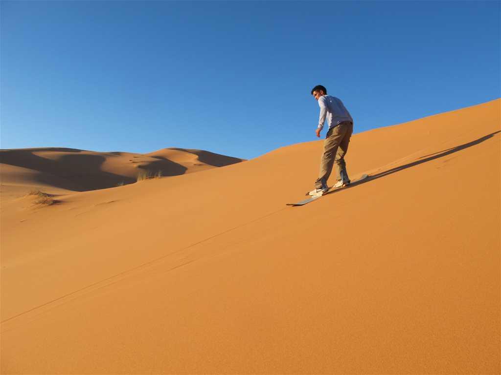 Majestic Erg Chebbi dunes Merzouga – 3 days