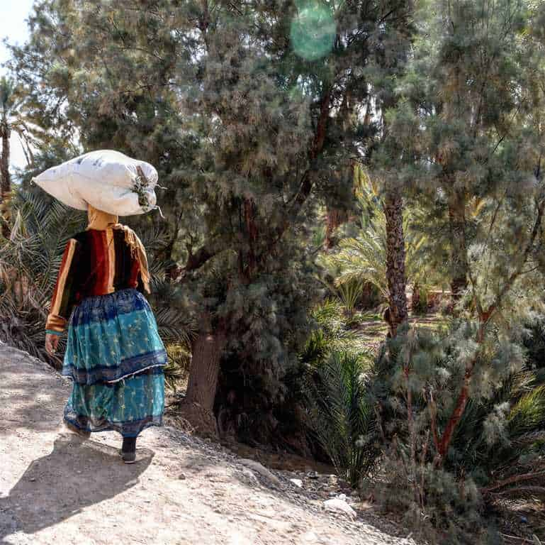 Traditional Berber home-stays – 6 days