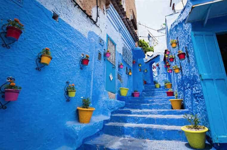 Imperial Cities, blue Chefchaouen, majestic Erg Chebbi dunes – 12 days
