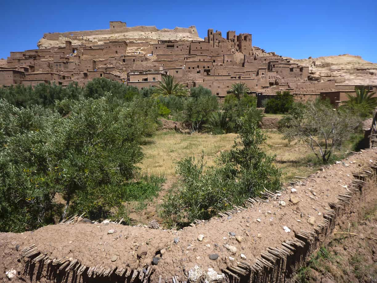 High Atlas,Telouet, Ait Ben Haddou (1 day)