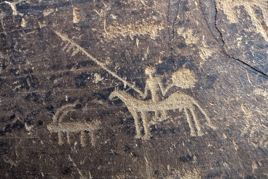 South_Morocco_desert_rock_carvings_warrior_with_spear_FOUM_CHENNA_OCT_2012.jpg