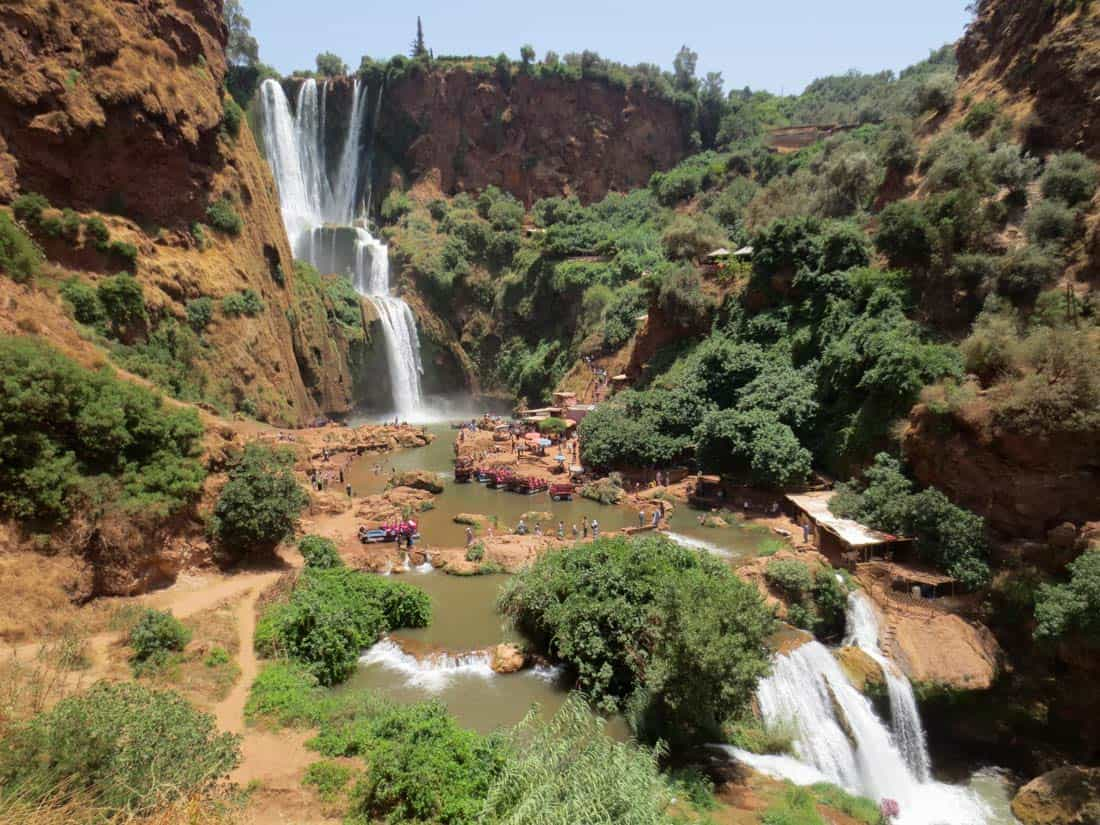 Ouzoud Waterfalls – 1 day