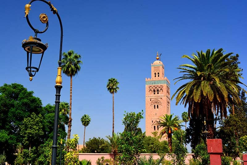 Marrakesh walking tour (1 day)