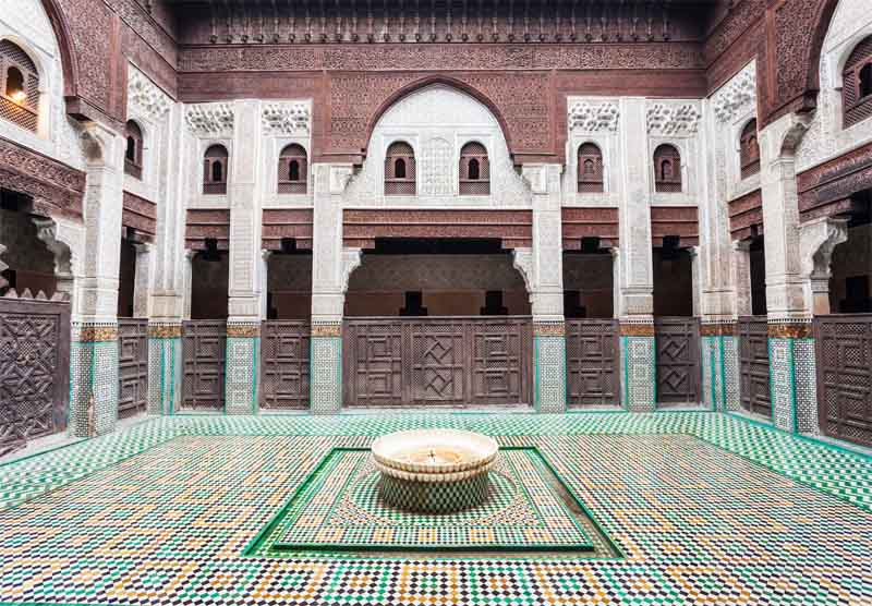 Fes walking tour (1 day)